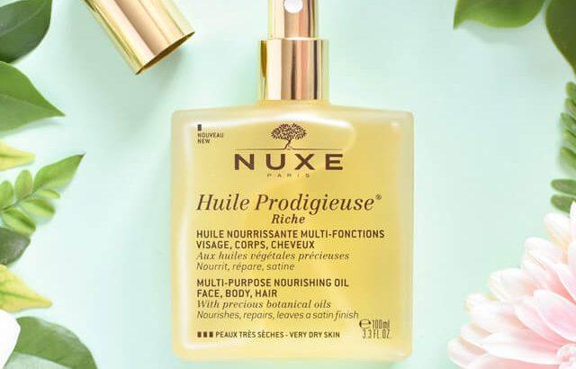 世界で6秒に一個売れるという、話題の美容オイル『NUXE(ニュクス)プロディジューオイル』入荷!