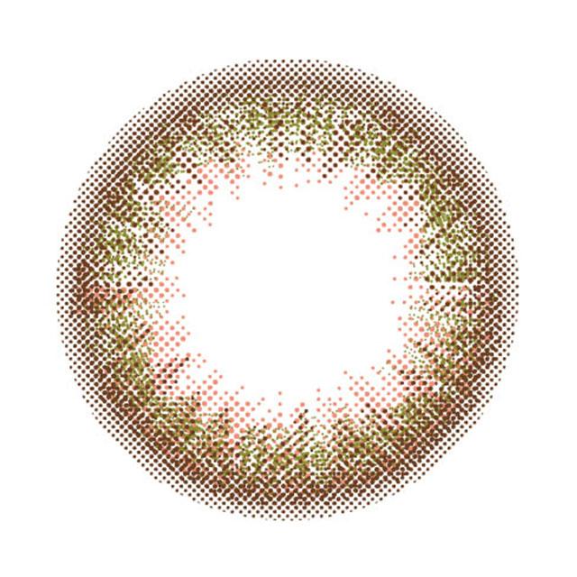 LuMia(ルミア) シフォンオリーブのレンズ画像