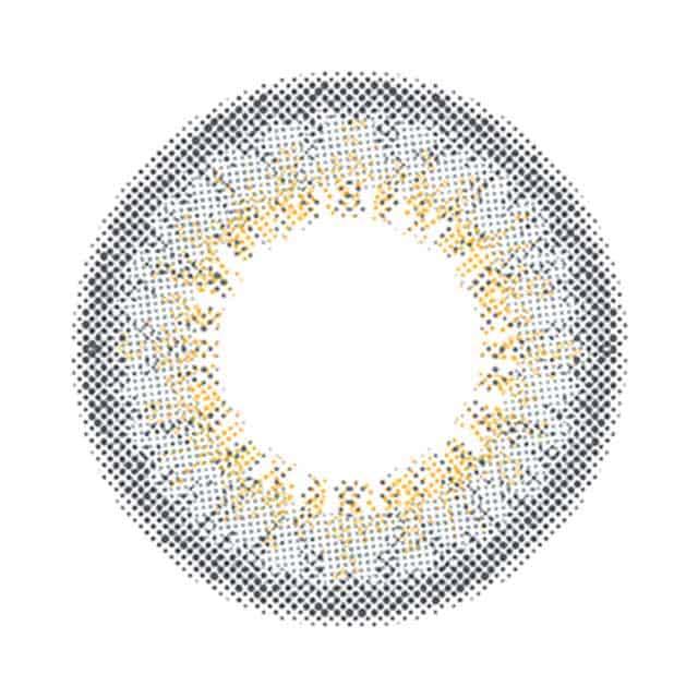 エバーカラーワンデールクアージュ新色ウォータークォーツのレンズ画像