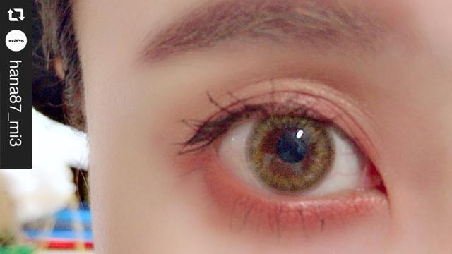 【カラコンレポ】デコラティブアイズ UVモイスト(Decorative Eyes)ステイラッキーをインスタ人気美容師が使用レビュー!