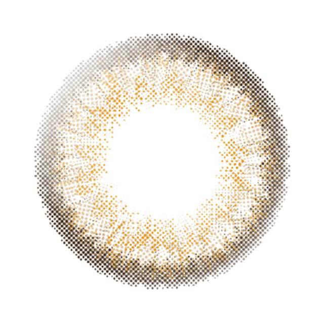 カラコンLALISH (リレッシュ)ルースミラージュのレンズ画像