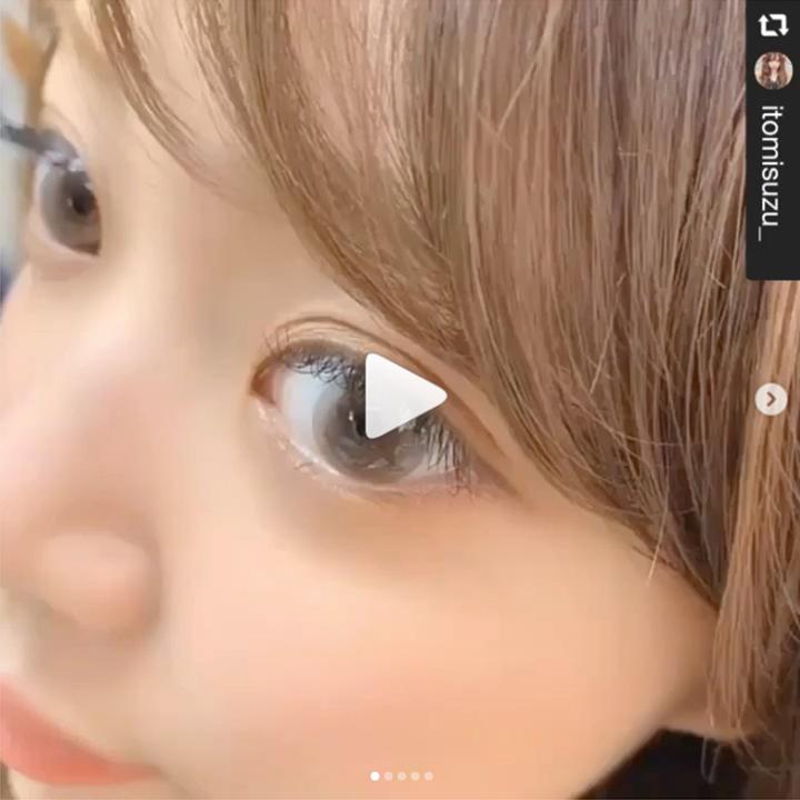 EYEDDiCT(アイディクト) マンダリンブルームのカラコンレポ動画