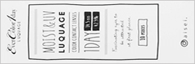 UVカット付きカラコン - エバーカラーワンデールクアージュ