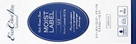 UVカット付きカラコン - エバーカラーワンデーナチュラル モイストレーベルUV