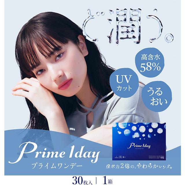 プライムワンデー (30枚入)
