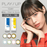 PLAYUP 1day meets BTS(度なし10枚入り)